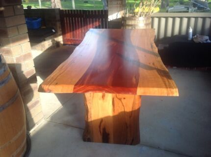 Marri and jarrah table wanneroo wanneroo area preview for Coffee tables joondalup
