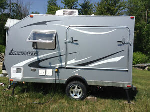 2012 Camplite All Aluminum Travel Trailer