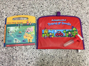 Travel Toys - Book and Travel Mat