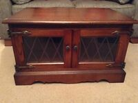 Old Charm TV/DVD Cabinet