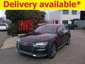 2018 Audi A4 Allroad Quattro 2.0 TDi s-tronic 190PS DAMAGED ON DELIVERY