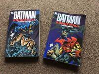 Batman: Knightfall vol 2 & 3
