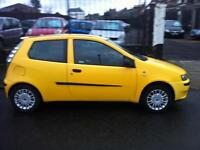 2003 FIAT PUNTO1.2 ACTIVE FULL 1 YEARS MOT, LOW MILES!! £895