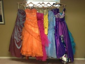 Designer Grad/ Formal Dresses New With Tags Size 0-20