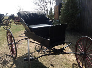 3 HORSE BUGGIES...negotiable....see pictures London Ontario image 7