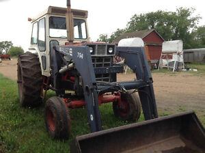 Loader Tractors