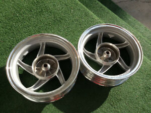 Motorcycle Scooter Wheels