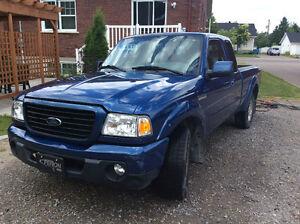 Ford RANGER 2009, 66905 KM, prix réduit