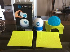 Sphero 2.0 App driven robot-smart toy with protective cover