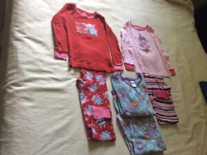 Girls Gymboree pyjamas size 6