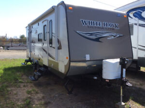 Roulotte Jayco White Hawk 23 pieds 2014
