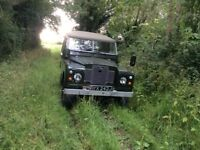 Land Rover series 2a petrol