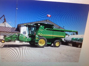 JD 9770 W 615p, 1100 Sep Hrs ,