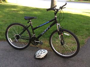18 Speed Girls  Huffy Mountain Bike For Sale