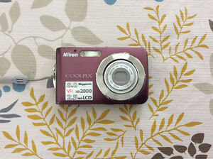 Nikon Coolpix S210 8 MP
