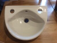 New, Never fitted small hand Basin