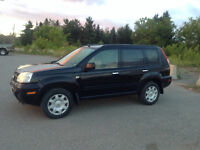 2006 Nissan Xtrail 4wd/ 2wd  auto 4 cylinder  new tires $3800