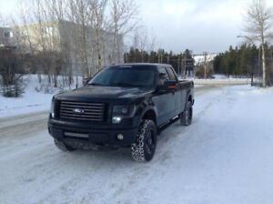 2012 Ford F-150 Pickup Truck FX4 Extended Cab 129,,090KM