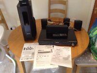 Panasonic home theatre sound system PT450