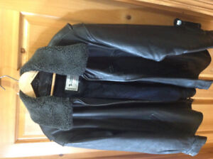 Leather jacket.  Excellent condition.  2XL.