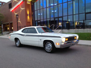 GORGEOUS NUMBERS 340 DUSTER, SEE PICS, 19023888587
