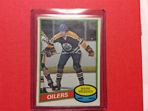 Mark Messier O-Pee-Chee RC and bundle