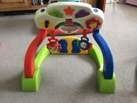 Chicco activity centre and baby gym