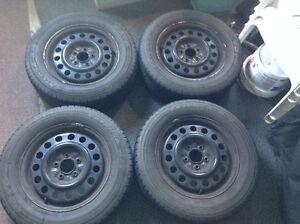 Pneus roues
