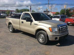 2010 Ford F-150 4x4 XLT 5.4 V8,187 kms,Dec. MVI, Sale, $7500.0