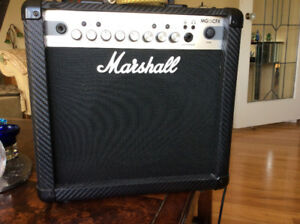 Marshal MG15CFX Guitar Amp