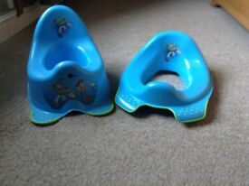 Disney Toy Story potty and training seat