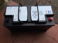 12v car battery, 95ah