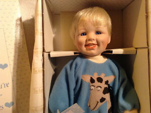 Porcelain Doll~~in Original Box Kawartha Lakes Peterborough Area image 1