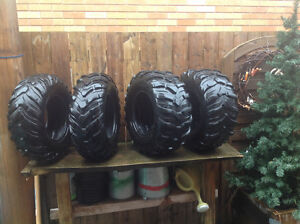Anka tires for Atv or Side x Side