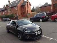 ▀▄▀▄▀ VW SCIROCCO GT TDI R REPLICA SHOW CAR ▄▀▄▀ MODIFIED ONE-OFF SLAMMED GOLF GTD AUDI S3 SEAT LEON