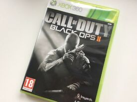 Call of Duty Black Ops ii, for Xbox 360, -njo