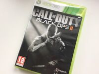 Call of Duty Black Ops ii, for Xbox 360, -njo 'Reduced'