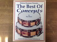 The Best Of Concepts by Roy Burns