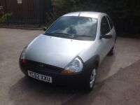 FORD KA 1.3. 52 REG. ONLY 25000 MILES WITH FSH.