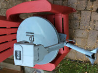 Antenne coupole Bell