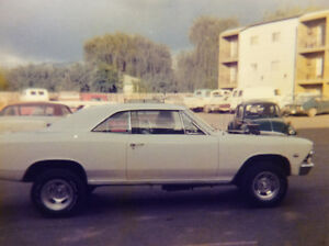 Looking for my old 1966 chevelle