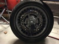 Harley Davidson Limited Edition Wheel/Tire/Caliper