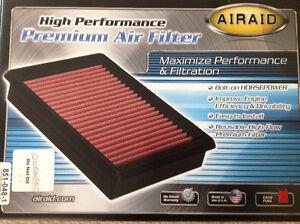 Never buy an air filter again