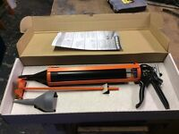 Cox pointing & grouting gun. Ultrapoint brand new