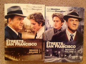 Streets of San Francisco Complete season 1
