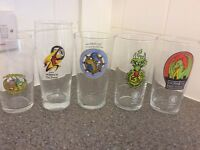 Norwich beer festival glasses