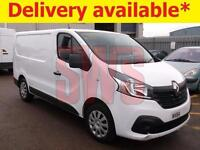 2014 Renault Trafic 1.6dCi SL27 115 Business+ NON RUNNER