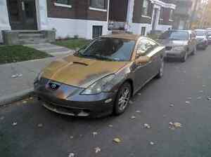 Toyota Celica for $995. Negotiable