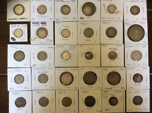 Amazing silver coin collection and rare coin sets-all silver Peterborough Peterborough Area image 6