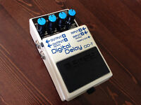 Pédale Digital Delay DD-7